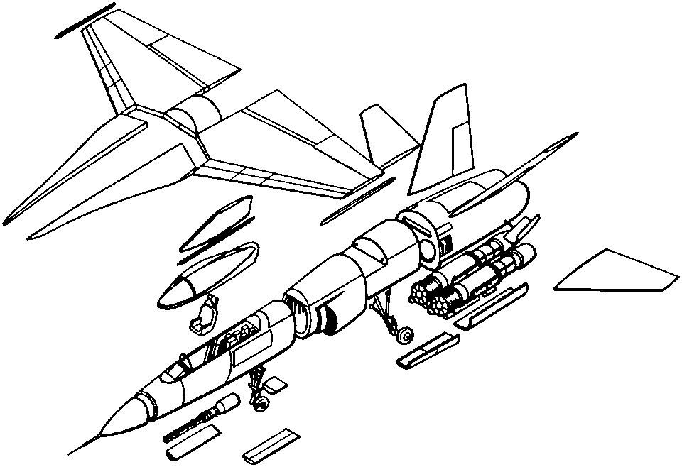 Northrop F 17 Cobra