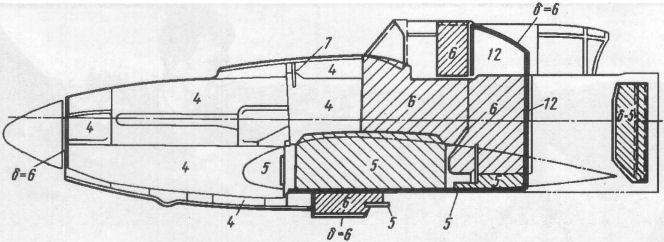 двухместного Ил-2 с