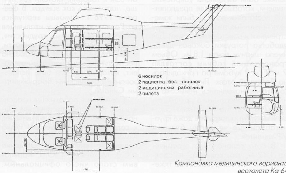 варианта вертолета Ка-64