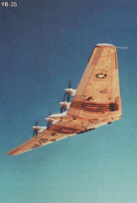 Northrop B-35