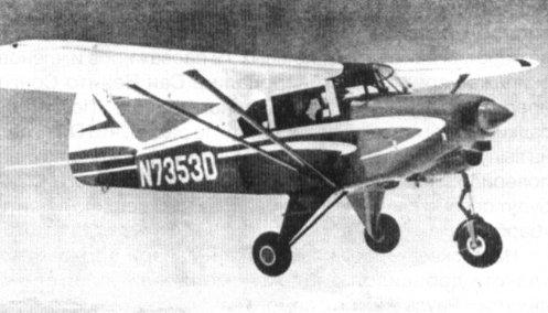 Piper PA-22 Tri-Pacer / Colt