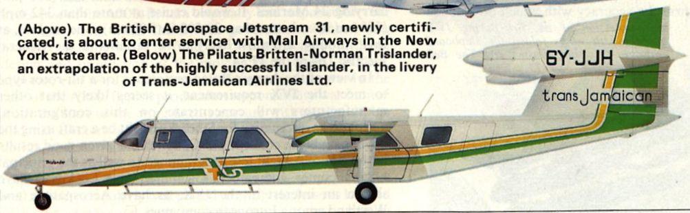 Britten-Norman BN-2A Mk III Trislander