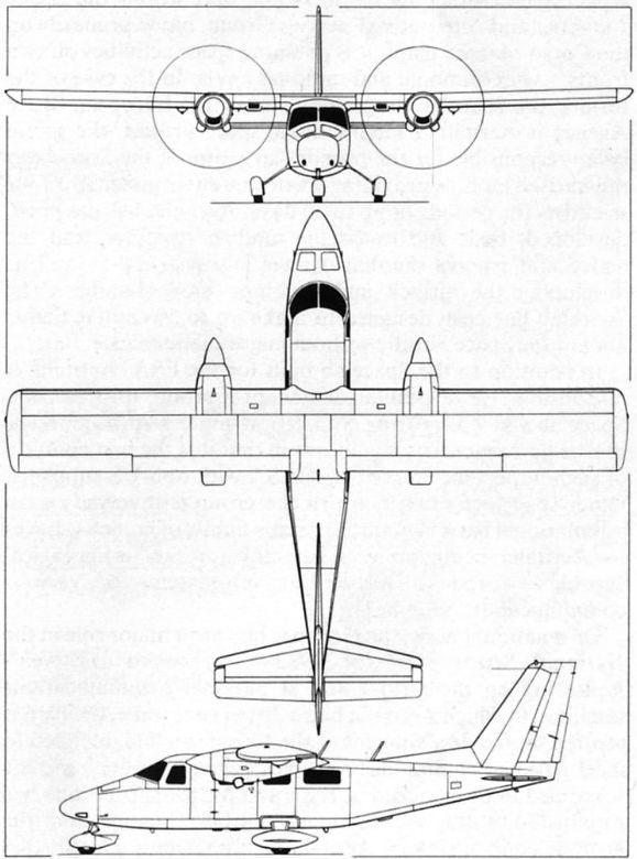 Alfa img - showing partenavia vh-pnt