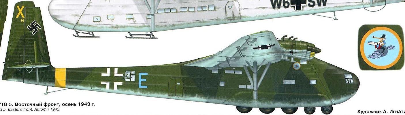Messerschmitt me 323 gigant kitchenerlord flickr