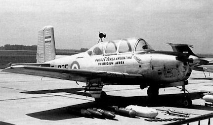 The beechcraft t-34 mentor was the first aircraft flown in the primary stage of flight training at naas saufley field