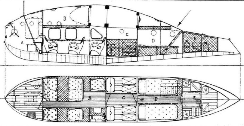 4 engine passenger aircraft