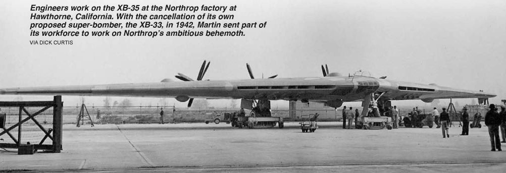 own proposed super-bomber,