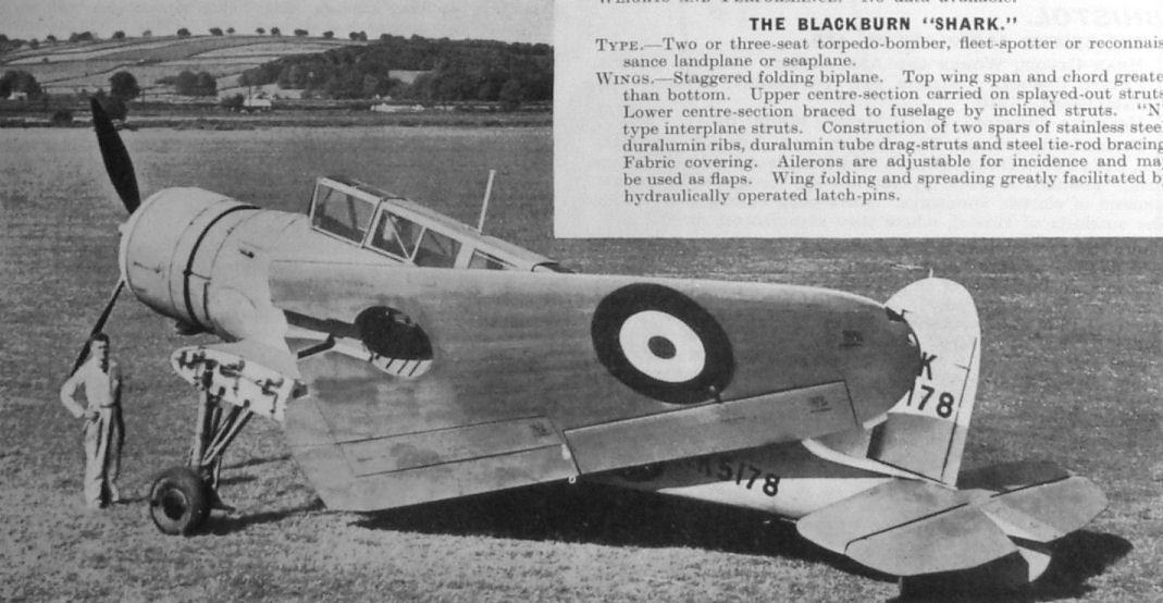 Blackburn Skua / B-24