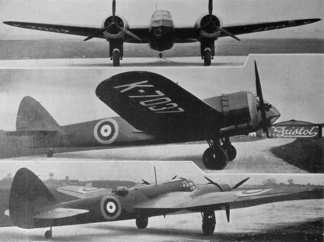 the World Aircraft 1938