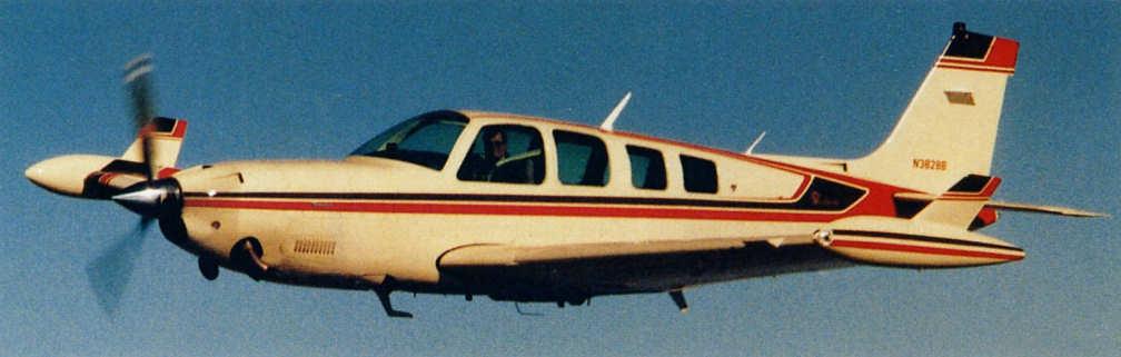 Beechcraft Model 33/35 Bonanza