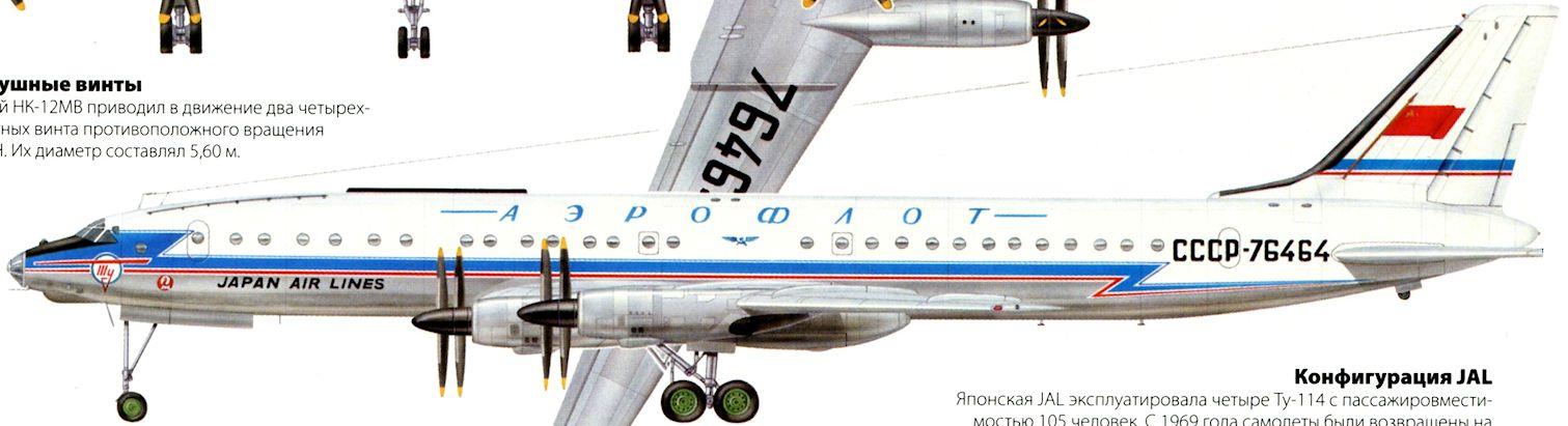 "Ту-114 ""Россия""."