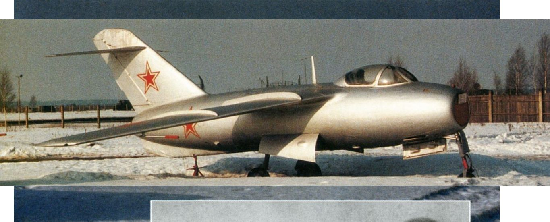 Лавочкин Ла-15 / Ла-174