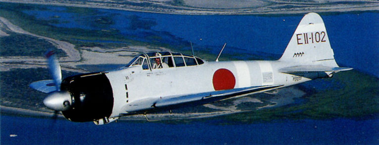 Mitsubishi A6M1 Zero — Global wiki Wargaming net