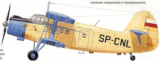 выпуск самолетов Ан-2 был