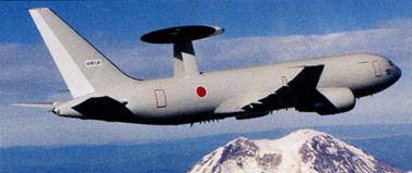 Boeing E-767 (AWACS)