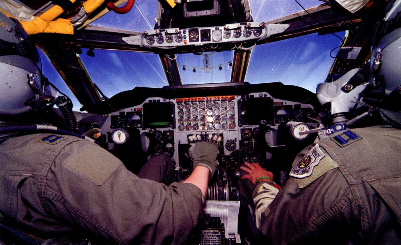 Boeing B-52H Stratofortress