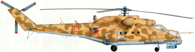 Ми-24П стал последним массовым