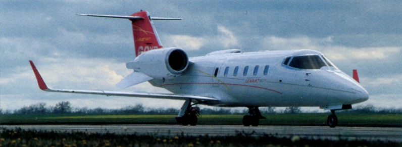 Learjet Learjet 55 / 60 Longhorn