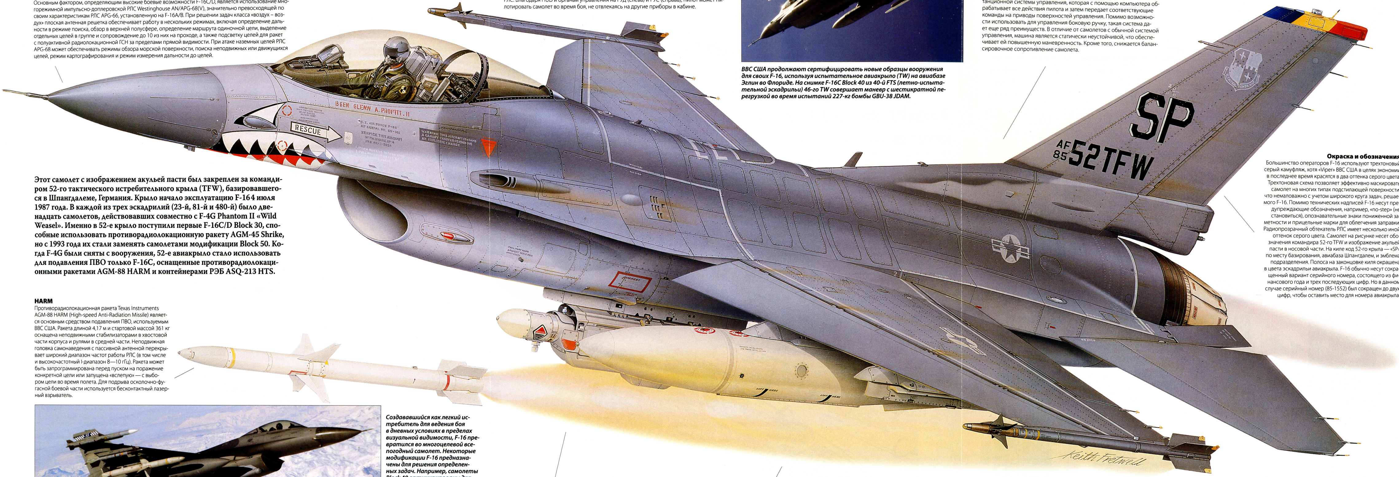 General Dynamics F-16A/C/E Fighting Falcon