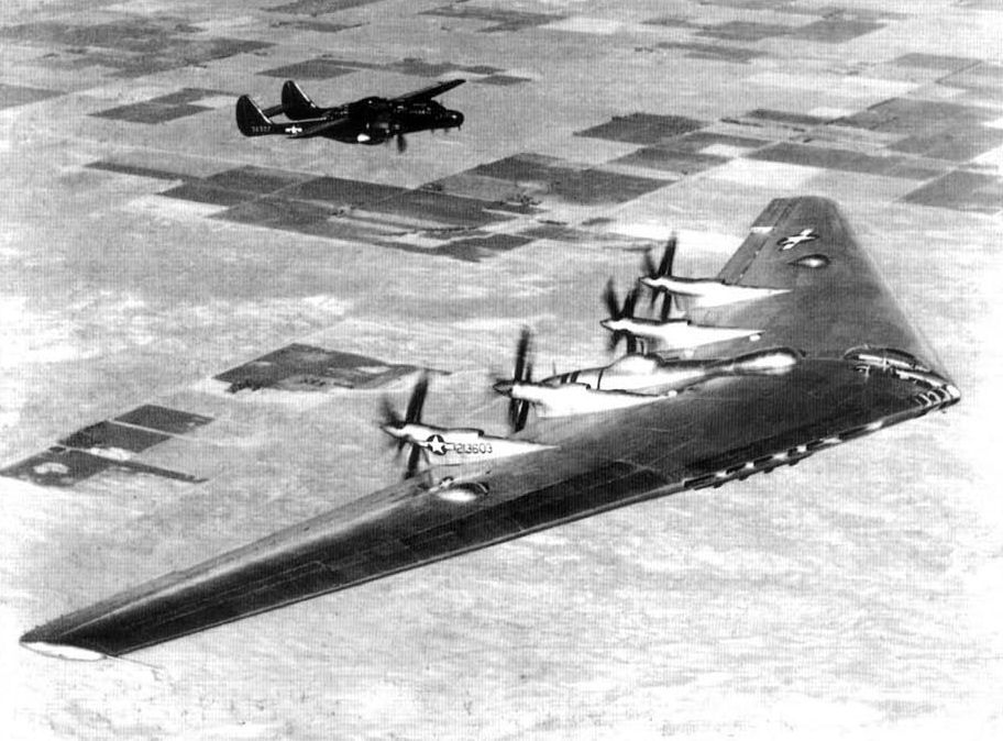 The first of two Northrop
