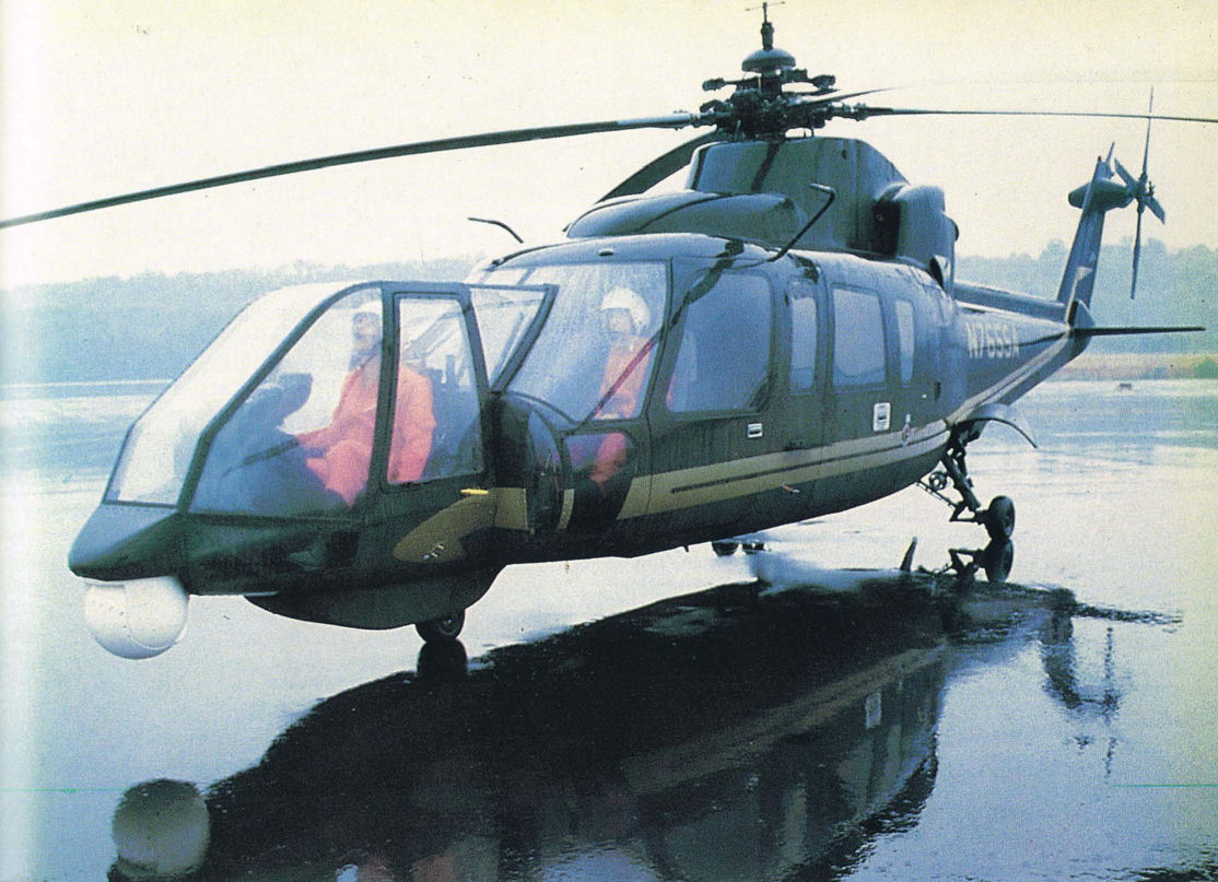 Helicopter mutter