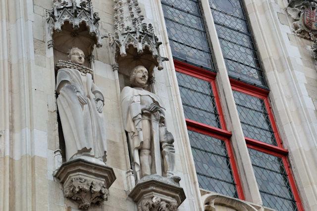 Бельгия (Лёвен, Гент, Брюгге, Динант) и немного Голландии