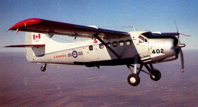 De Havilland Canada Dhc