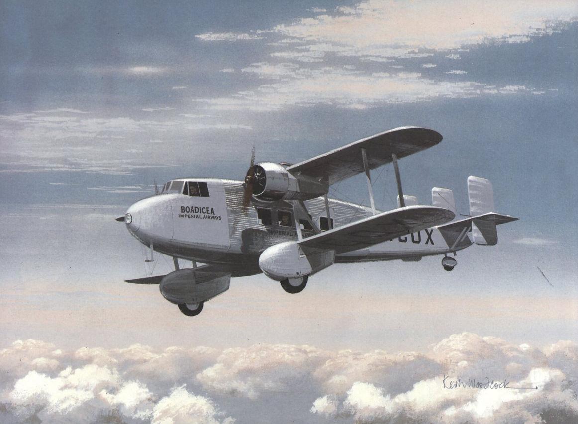 Boulton Paul P.71